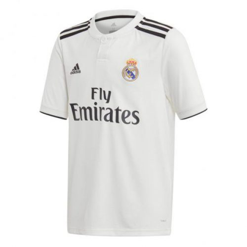 Real Madrid Thuisshirt 2018-2019 KIDS