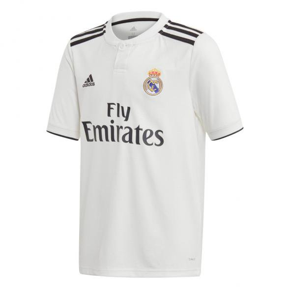 Real Madrid Thuisshirt 2018-2019 KIDS