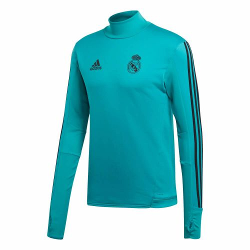 adidas Real Madrid Trainingstrui 2018 Aerree Black