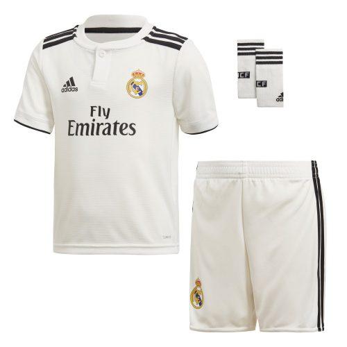 adidas Real Madrid Thuis Minikit 2018-2019