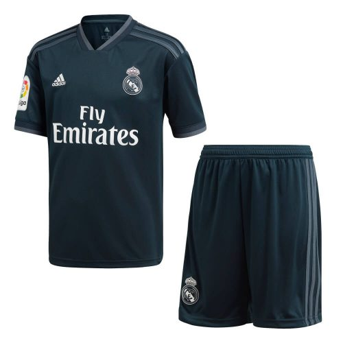 adidas Real Madrid Uit Tenue 2018-2019 Kids