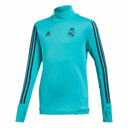 adidas Real Madrid Trainingstrui 2018 Kids Aerree Black