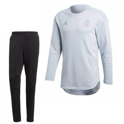 adidas Real Madrid Ssp Sweat Trainingspak Ash grey