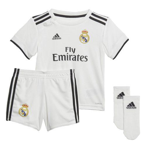 adidas Real Madrid Babykit Thuis 2018-2019