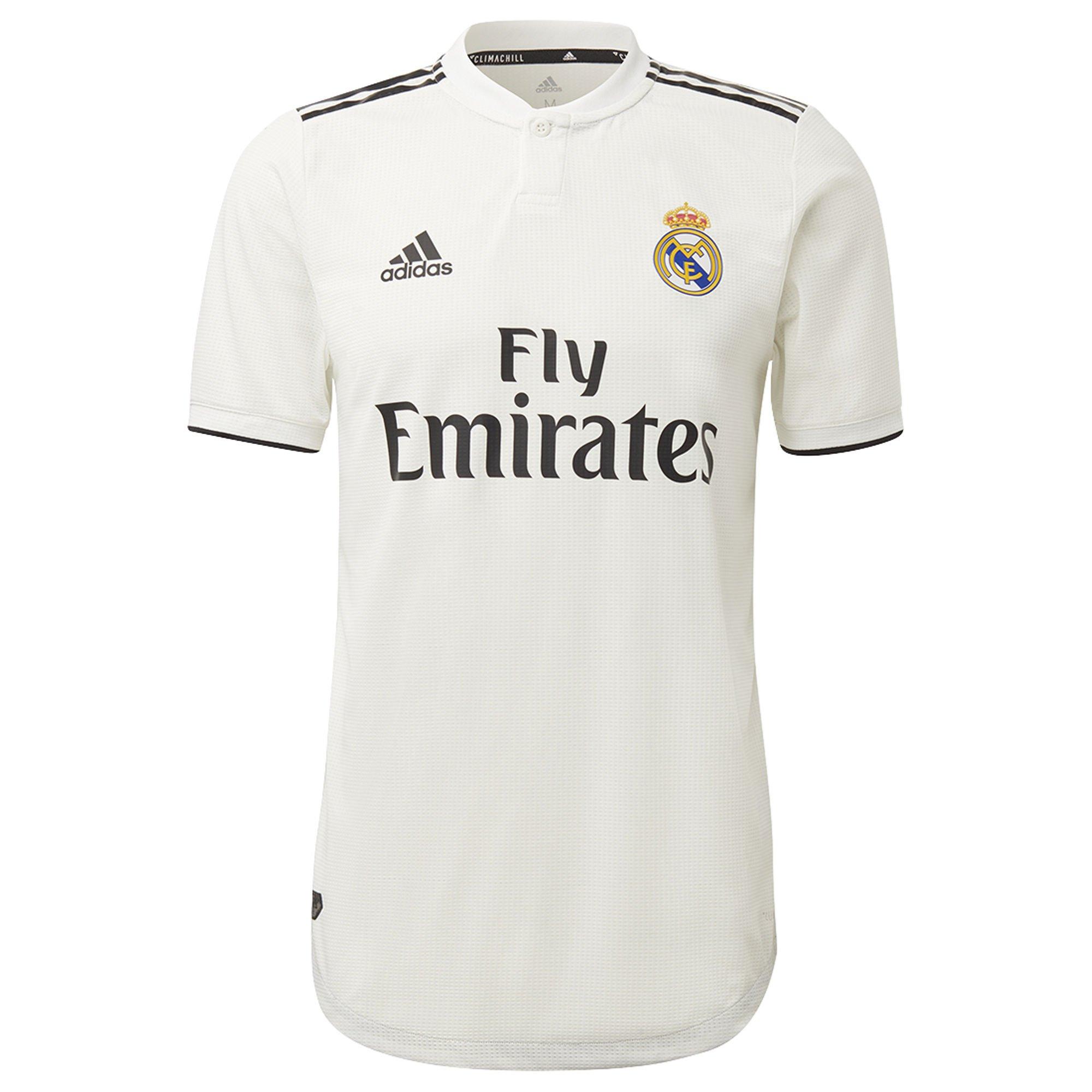 adidas Real Madrid adizero Thuisshirt 2018-2019