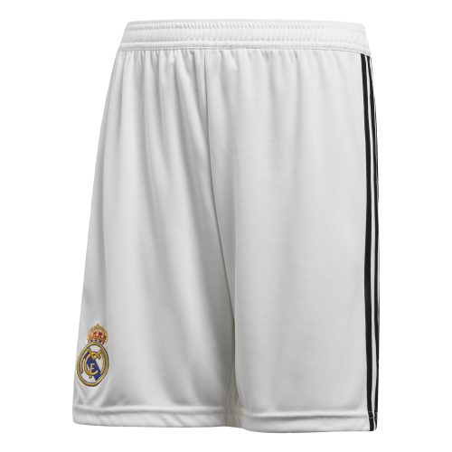 adidas Real Madrid Thuisbroekje 2018-2019 Kids