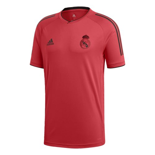 adidas Real Madrid Champions League Trainingsshirt 2018-2019 Real Coral Black