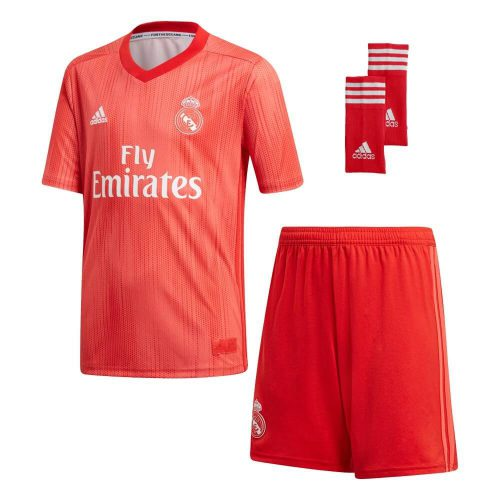 adidas Real Madrid 3rd Tenue 2018-2019 Kids