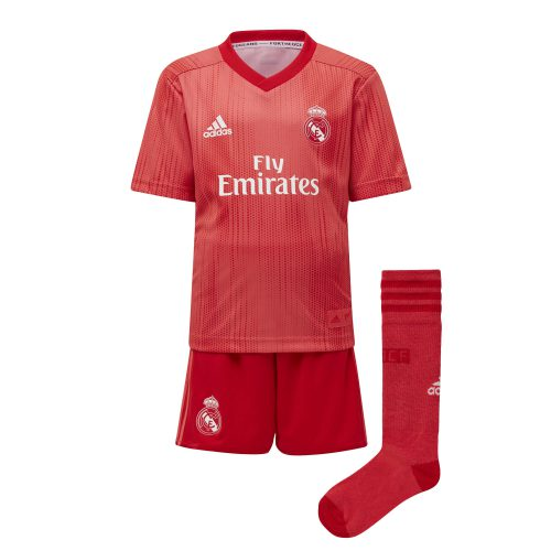 adidas Real Madrid 3rd Minikit 2018-2019 (Peuters)