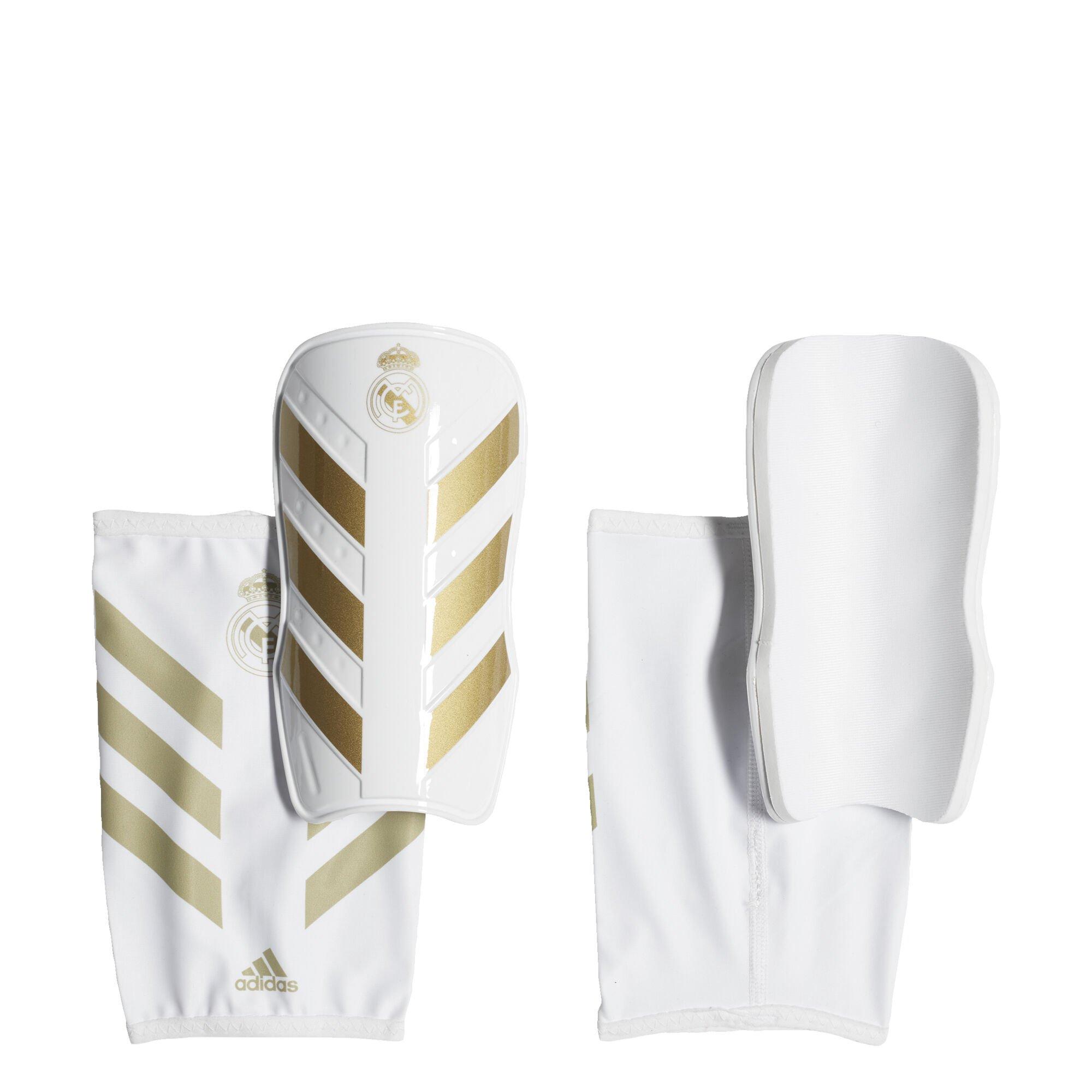 adidas X PRO Scheenbeschermers Real Madrid Goud