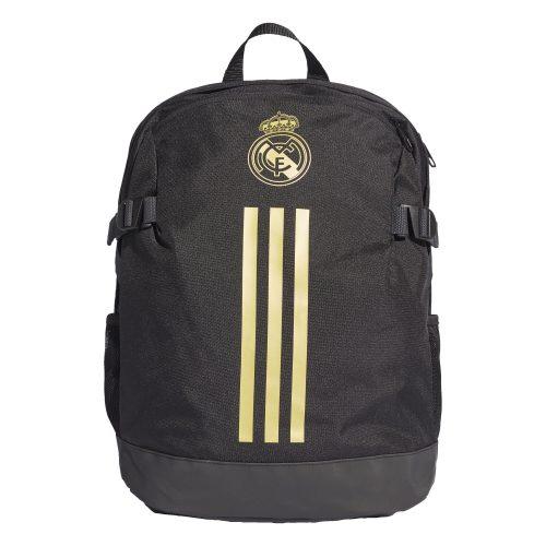 adidas Real Madrid Rugtas Zwart Goud