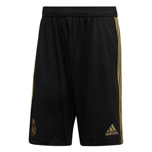 adidas Real Madrid Trainingsbroekje 2019-2020 Zwart Goud