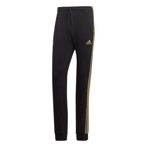 adidas Real Madrid Sweat Trainingsbroek 2019-2020 Zwart Goud