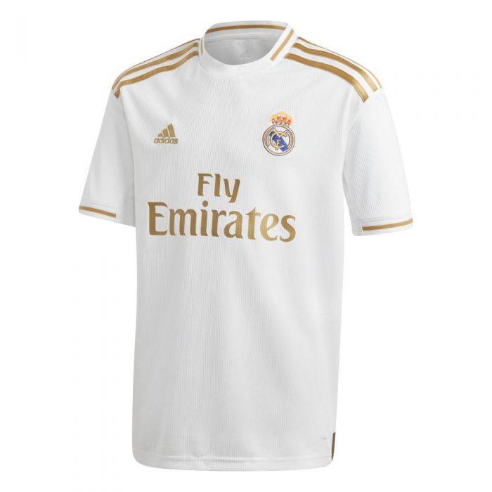 adidas Real Madrid Thuisshirt 2019-2020 Kids