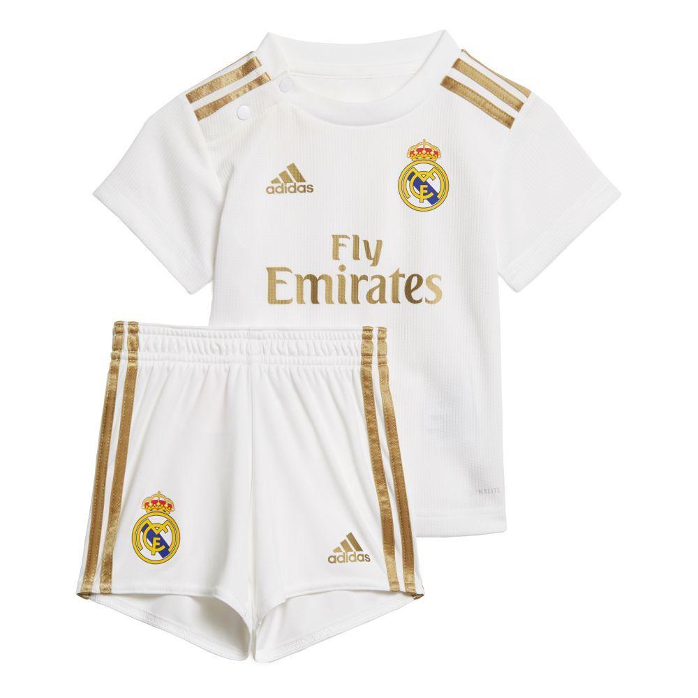 adidas Real Madrid Thuis Babykit 2019-2020