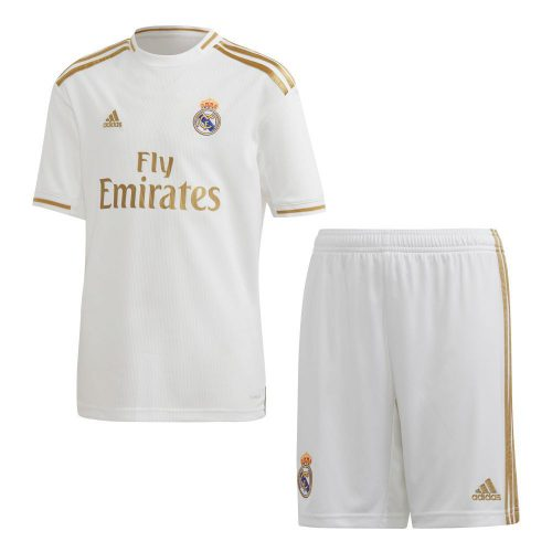 adidas Real Madrid Thuis Tenue 2019-2020 Kids
