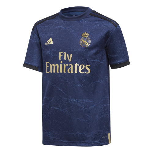 adidas Real Madrid Uitshirt 2019-2020 Kids
