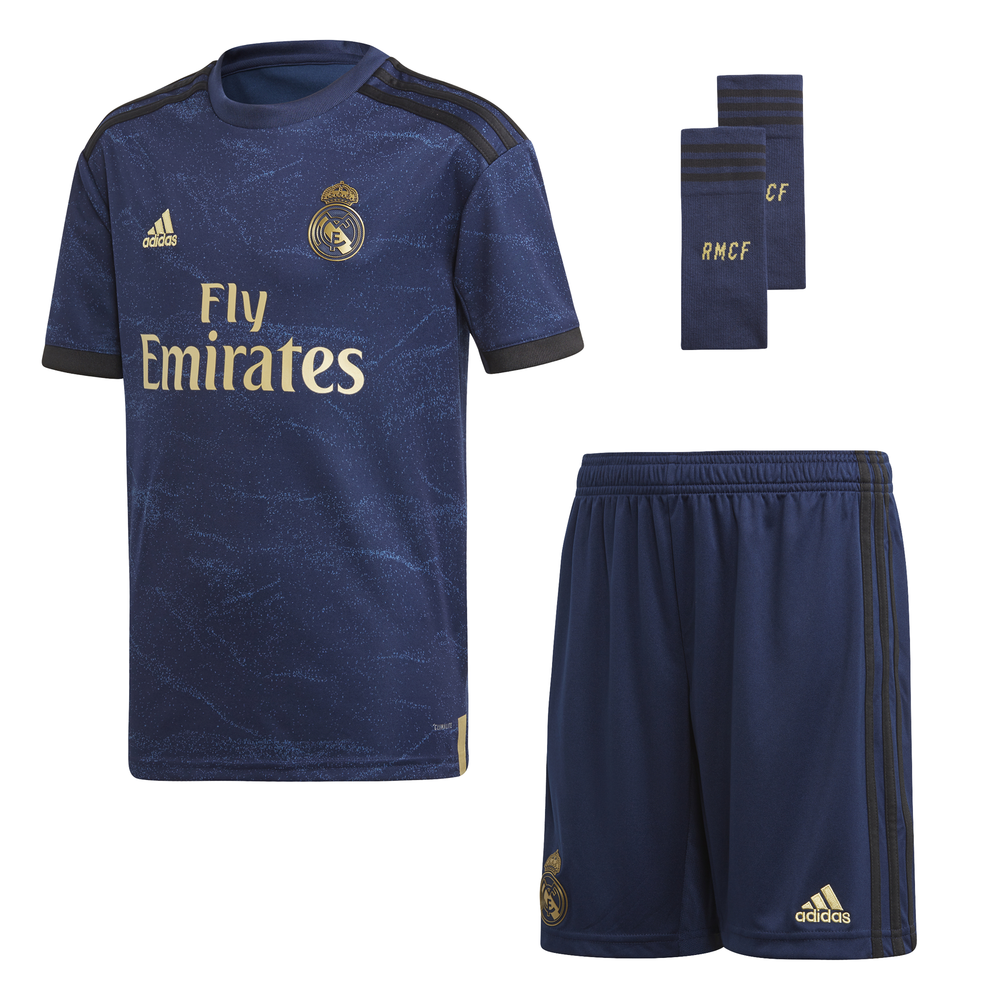 adidas Real Madrid Uittenue 2019-2020 Kids