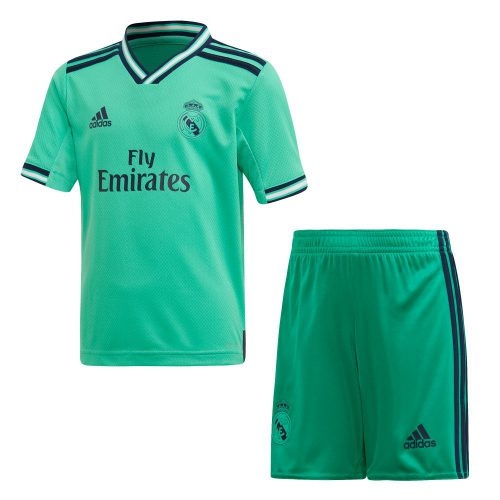 adidas Real Madrid 3rd Minikit 2019-2020