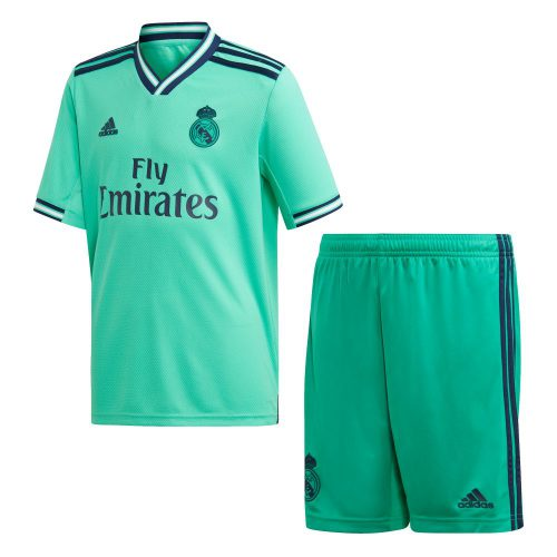 adidas Real Madrid 3rd Tenue 2019-2020 Kids