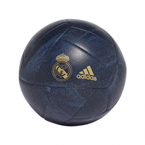 adidas Real Madrid Capitano Voetbal Donkerblauw Goud