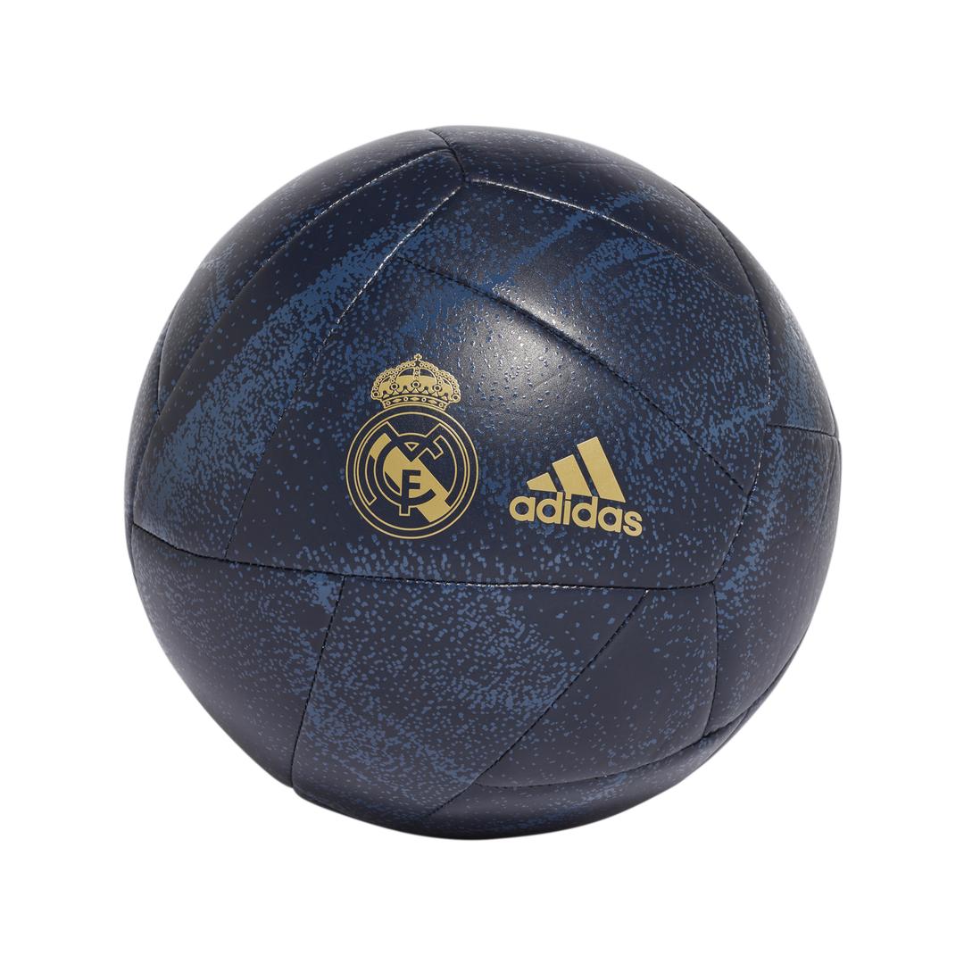 adidas Real Madrid Capitano Voetbal Donkerblauw Goud