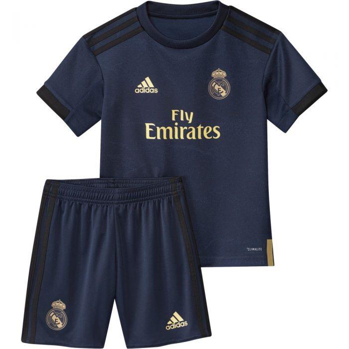 adidas Real Madrid Minikit Uit 2019-2020