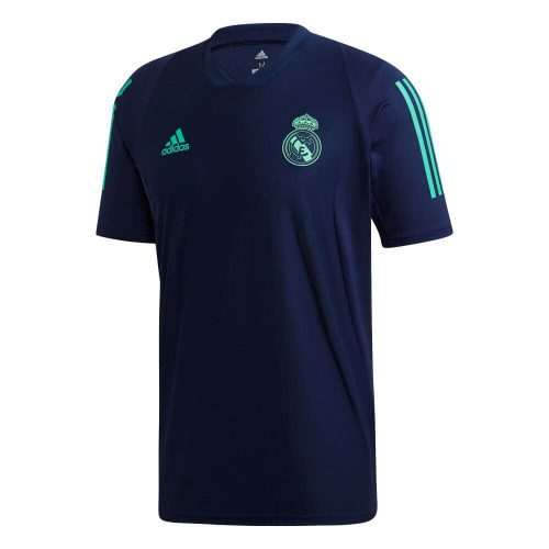 adidas Real Madrid Champions League Trainingsshirt 2019-2020 Donkerblauw