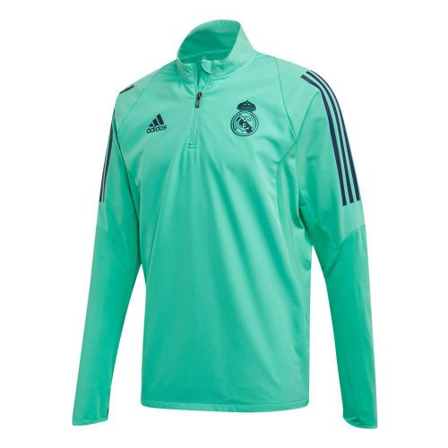 adidas Real Madrid Champions League Trainingstrui 2019-2020 blauw