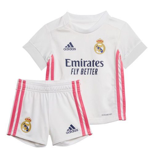 adidas Real Madrid Thuis Tenue Baby 2020-2021