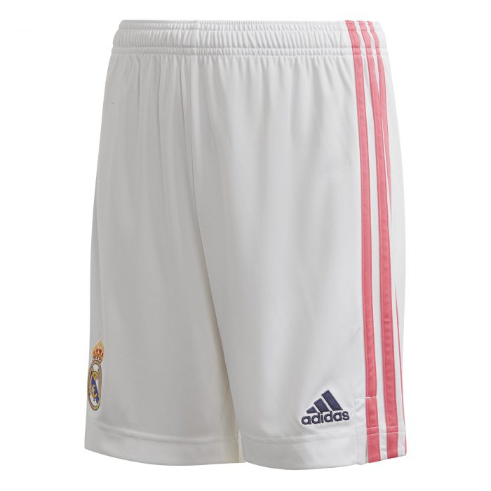adidas Real Madrid Thuisbroekje 2020-2021 Kids