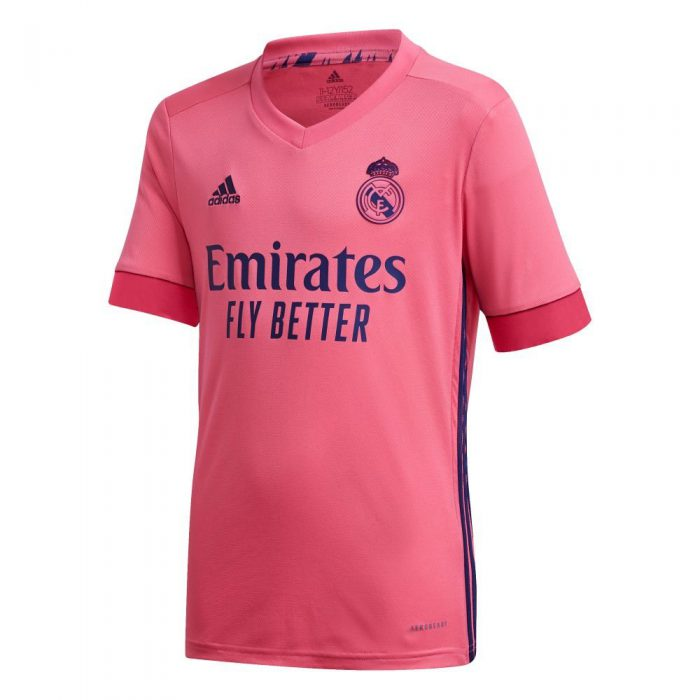 adidas Real Madrid Uitshirt 2020-2021 Kids