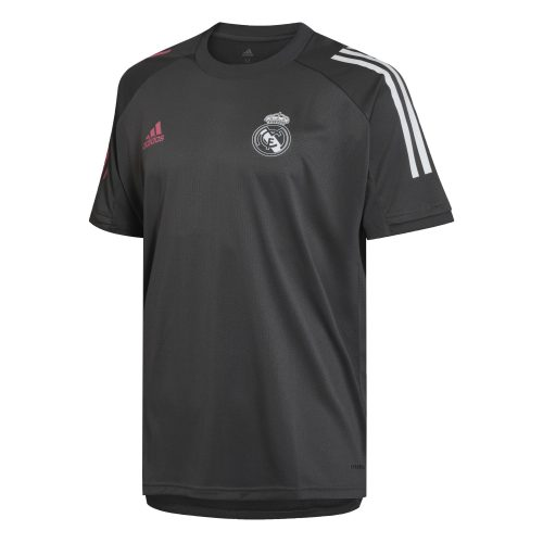 adidas Real Madrid Trainingsshirt 2020-2021 Grijs