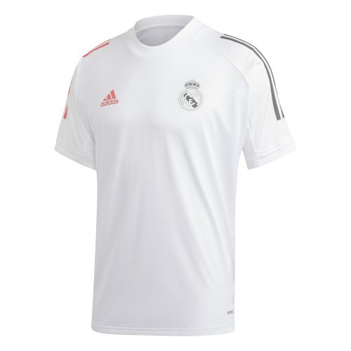 adidas Real Madrid Trainingsshirt 2020-2021 Wit