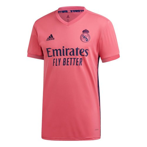 adidas Real Madrid Uitshirt 2020-2021