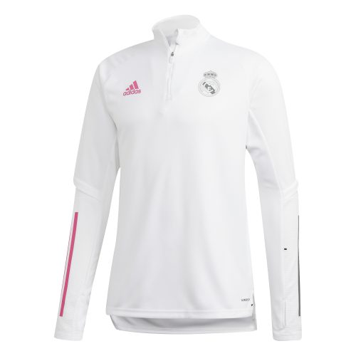 adidas Real Madrid Trainingstrui 2020-2021 Wit