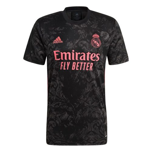 adidas Real Madrid 3rd Voetbalshirt 2020-2021