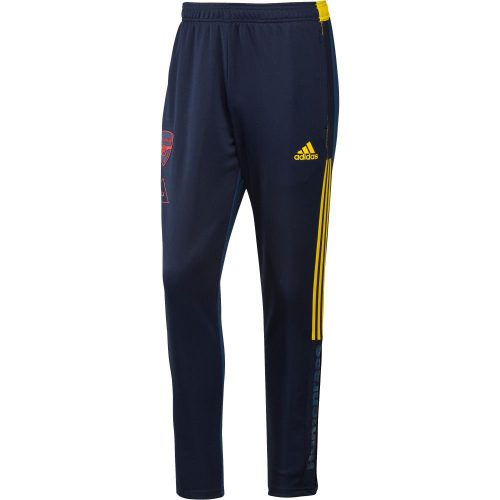 adidas Arsenal HUFC Trainingsbroek 2020-2021 Donkerblauw