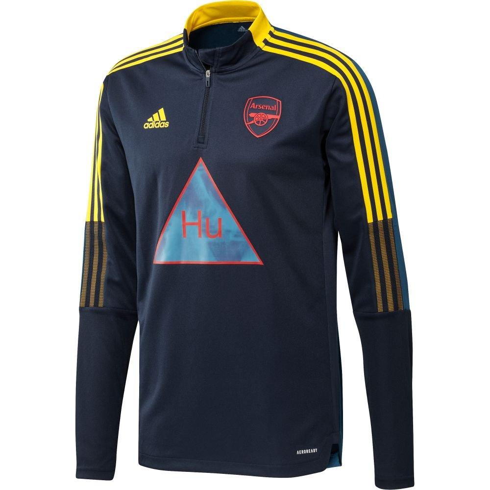 adidas Arsenal HUFC Trainingstrui 2020-2021 Donkerblauw